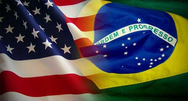 Jogo Brasil x EUA
