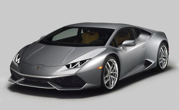 Lamborghini Huracan LP610-2