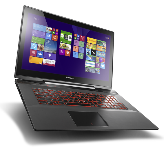 Lenovo Gamer Y 70 Touch