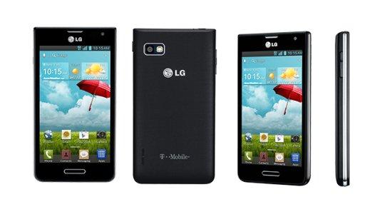 LG F3 P655