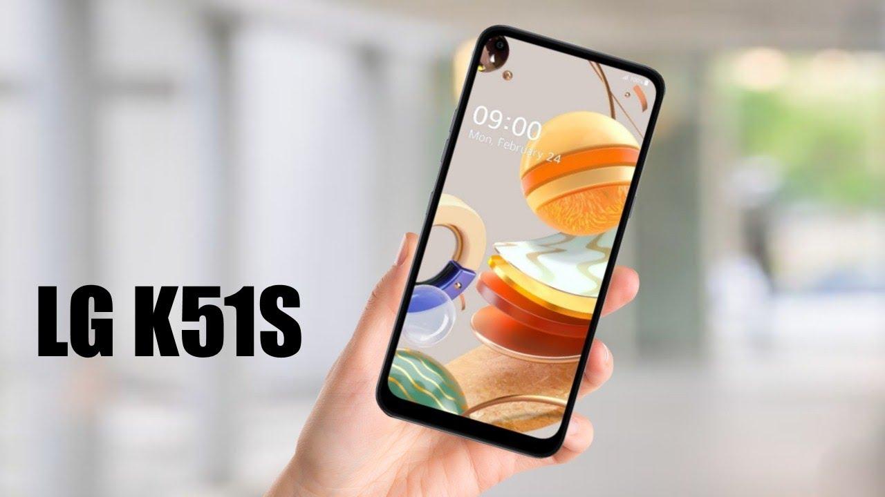 LG K51S – Especificações, Características