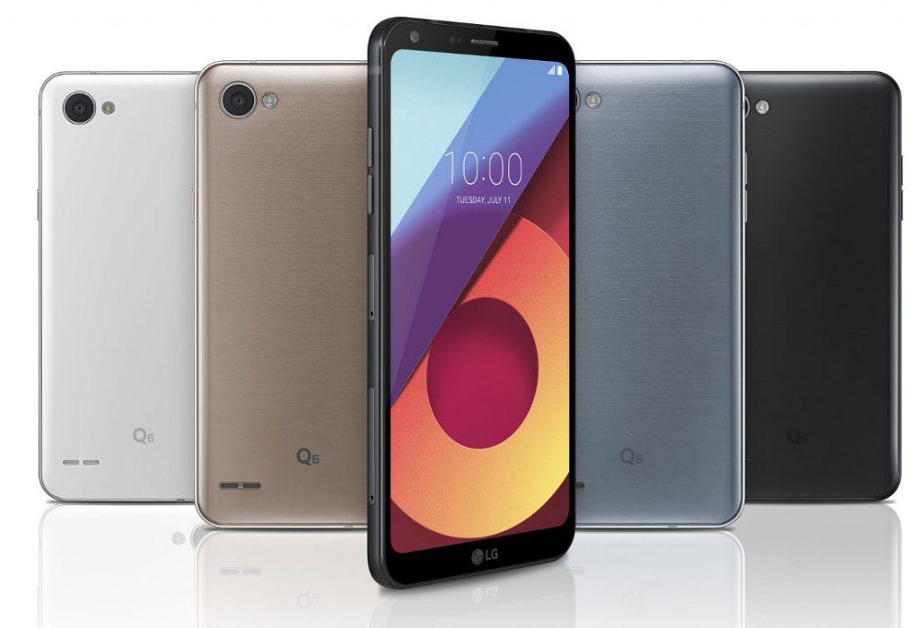 LG Q6 Plus