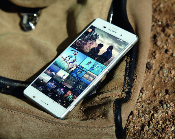 Linha Xperia Z ter? Android 5