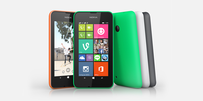 Lumia 530 Dual SIM