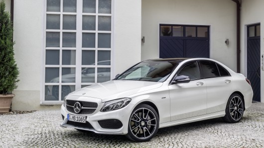 Mercedes-Benz C 450 AMG 4MATIC