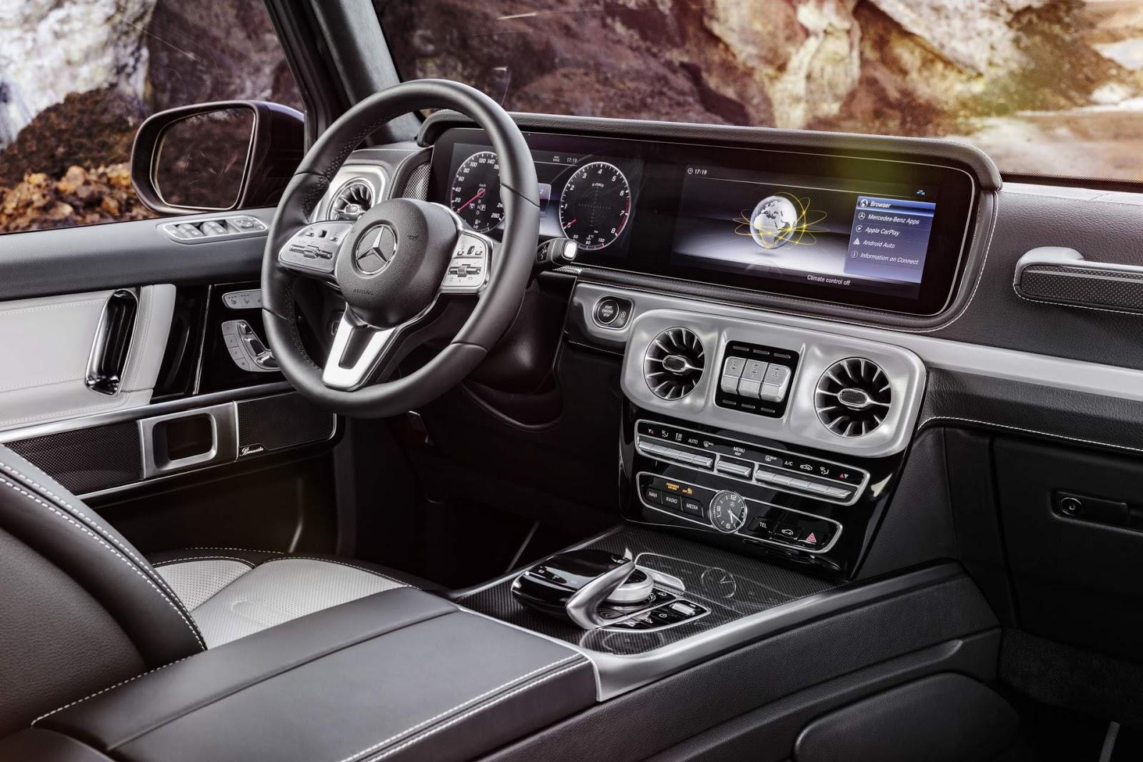 Mercedes-Benz Classe G 2019