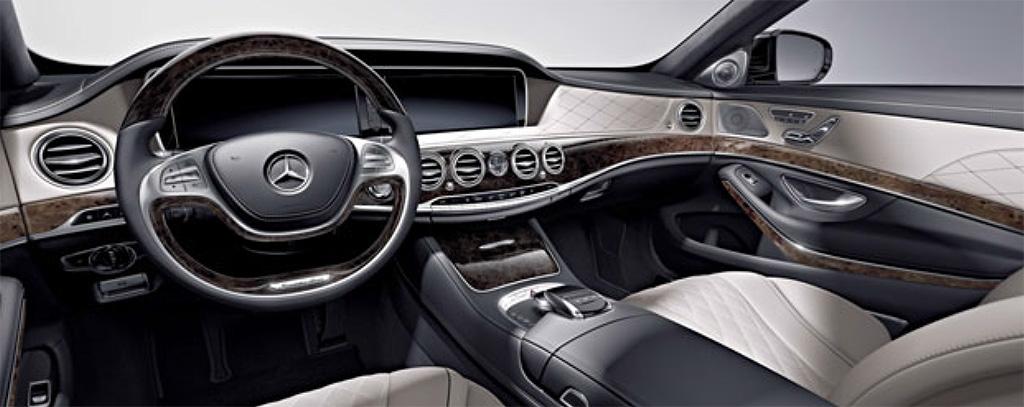 Mercedes-Benz Maybach S600