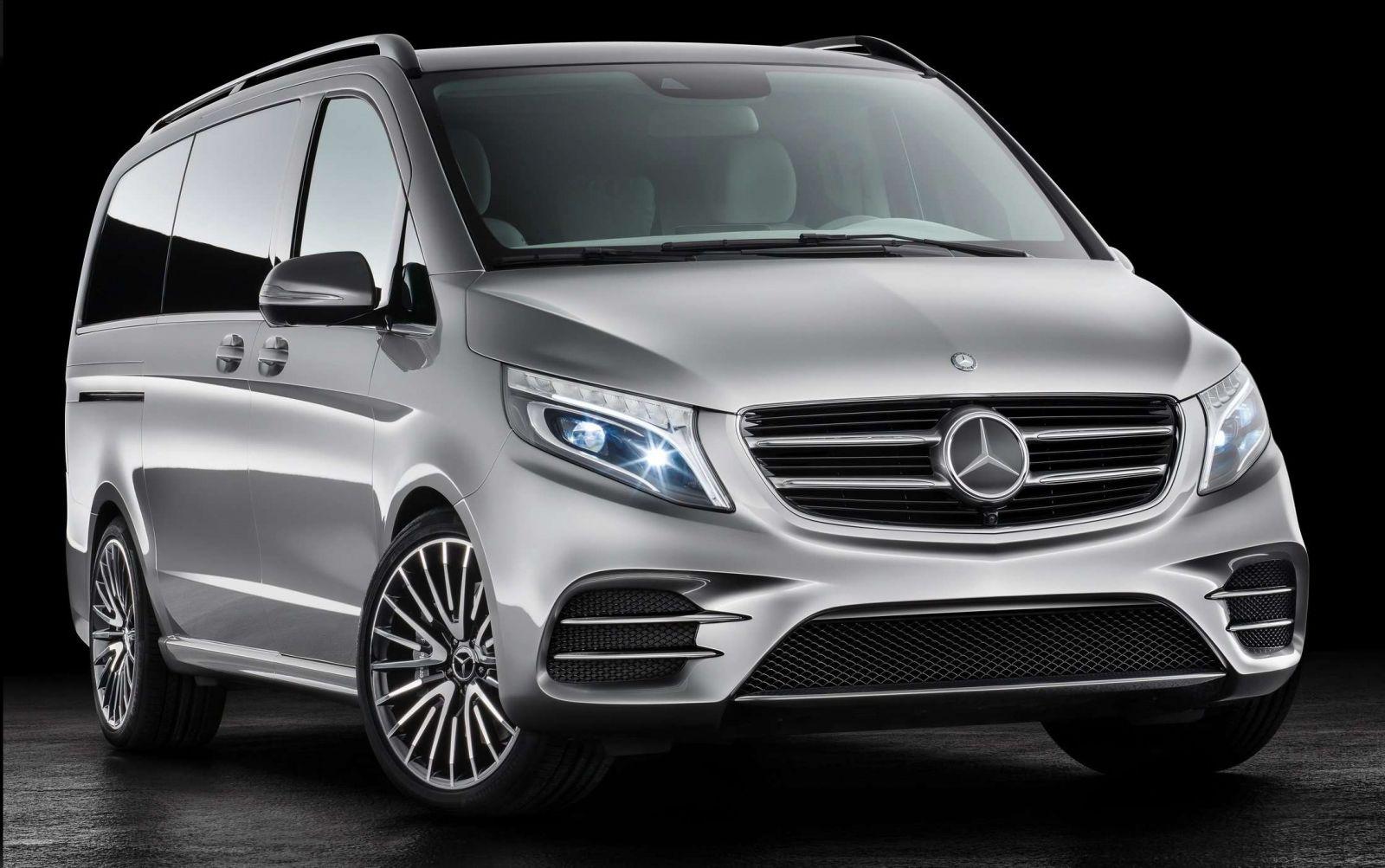 Mercedes-Benz V-ision e Concept
