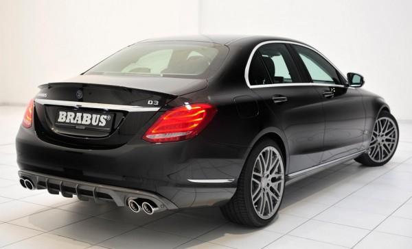 Mercedes-Benz C 180 Brabus
