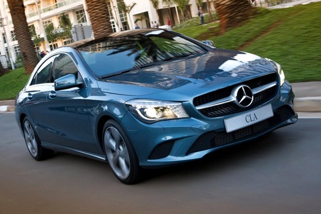 Mercedes-Benz CLA Urban