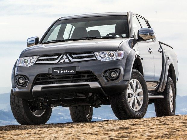 Mitsubishi L200 Triton Chrome Edition