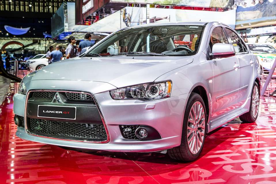 Mitsubishi Lancer 2015