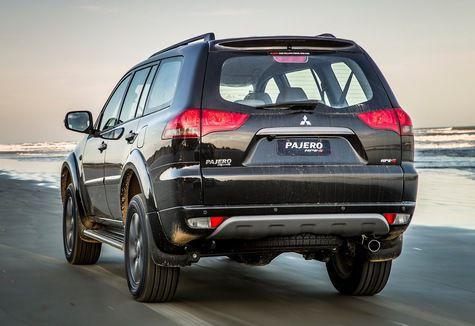 Mitsubishi Pajero Dakar HPE-S
