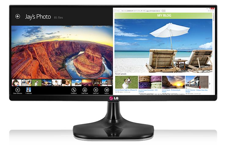 Monitor UltraWide da LG