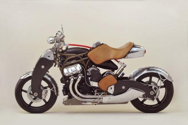 Moto Bienville Legacy