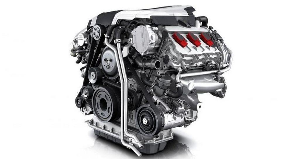 Motor parceria entre Audi e Porsche