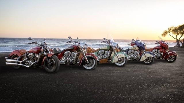 Motos Indian no Brasil