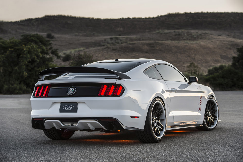 Mustang Apollo Edition