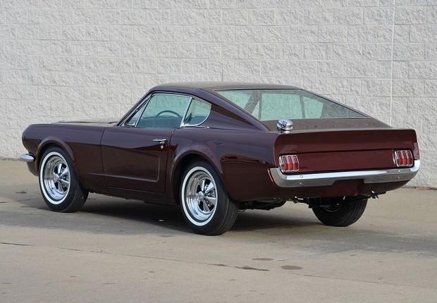 Mustang Short