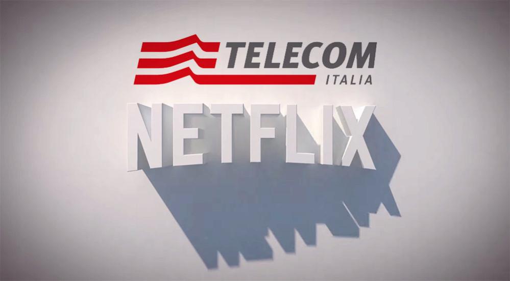 Netflix na Itália