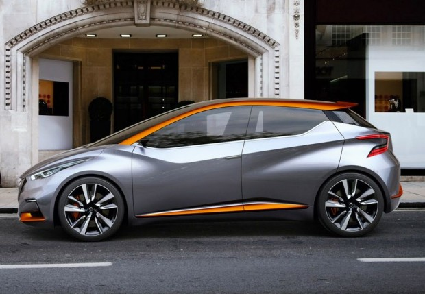 Nissan Concept Sway