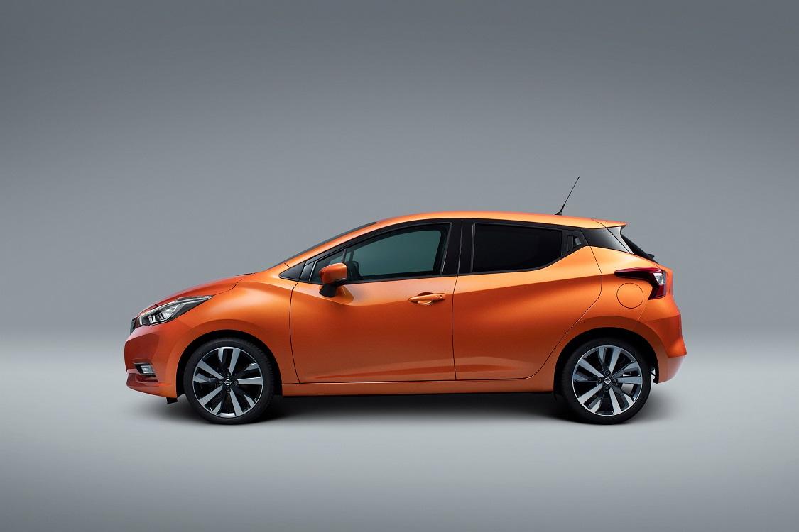 Nissan Micra V