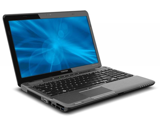 Notebook da Toshiba
