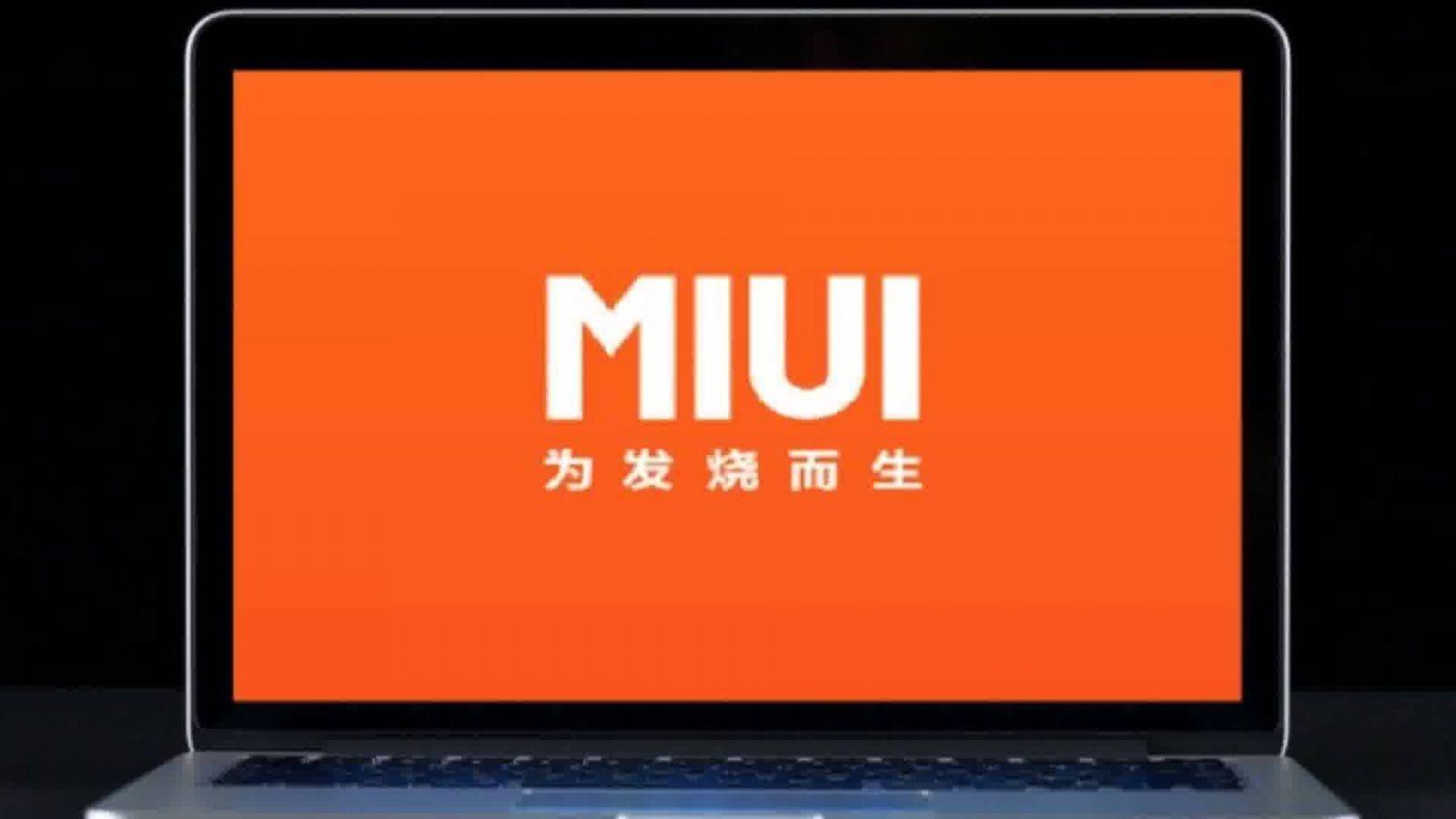 Notebook da Xiaomi