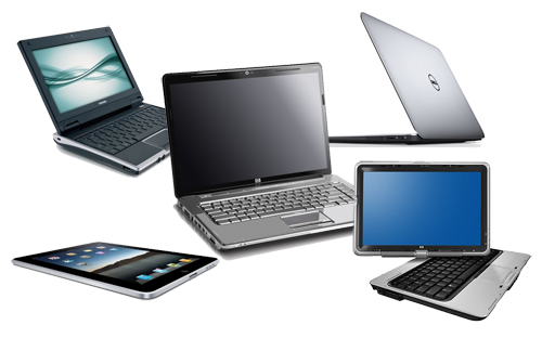 Notebooks e tablets