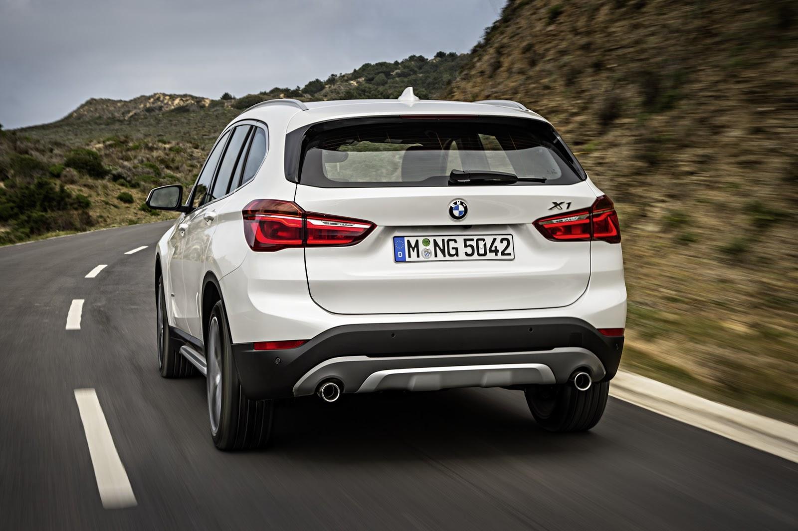 Nova BMW X1