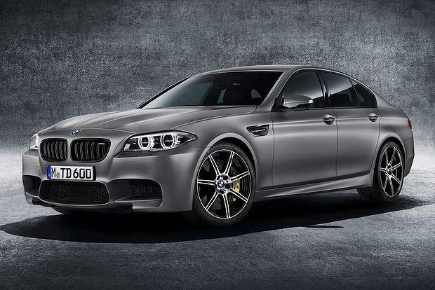 Novo BMW M5
