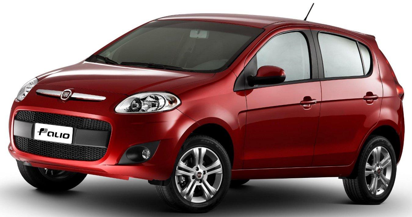 Novo Fiat Palio