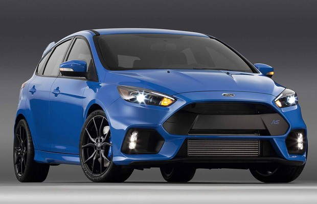 Novo Ford Focus RS