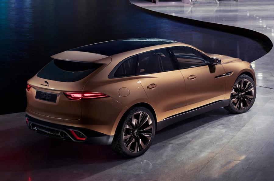 Jaguar Pretende Lan 231 Ar O Novo Suv F Pace Novo Carro
