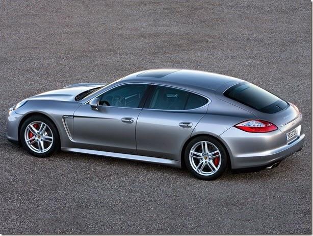 Novo Porsche Panamera