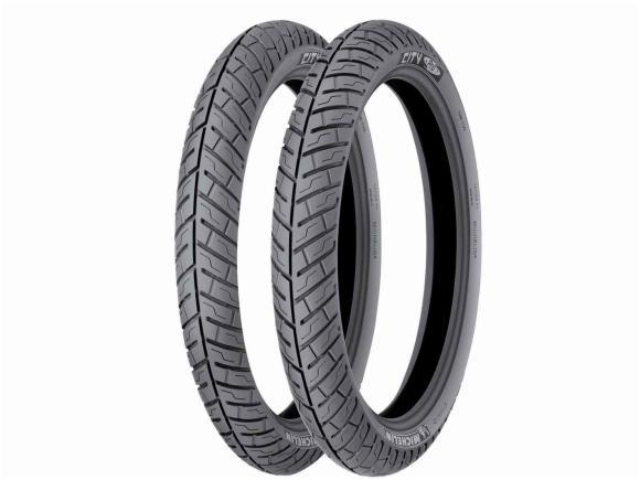 Novos pneus da Michelin