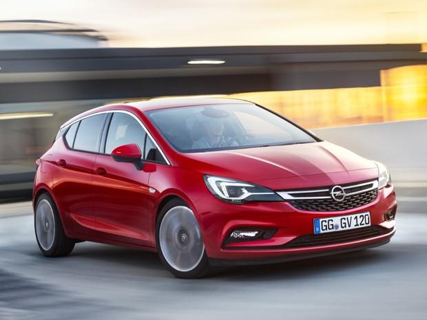 Opel Astra Geração K