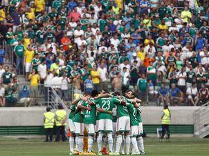 Palmeiras permanece na S?rie A