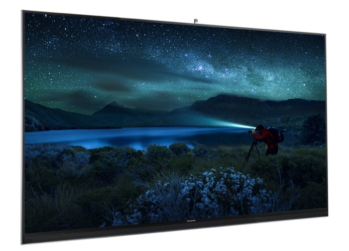 TV 4K de 65 polegadas da Panasonic