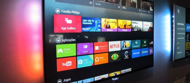 Philips Android TV Ultra HD
