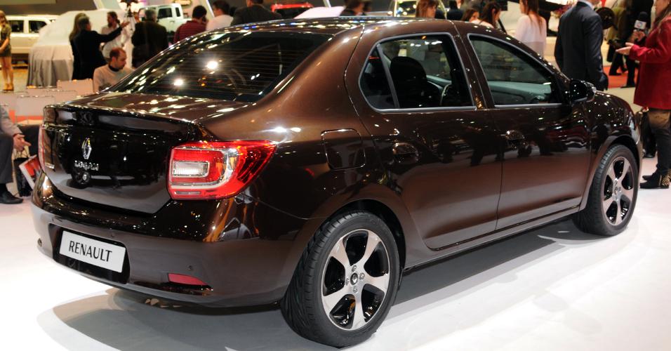 planta(18) Novo Renault Logan 2014   Lançamento