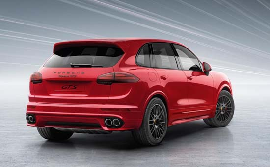 porsche cayenne gts est venda no brasil novo carro. Black Bedroom Furniture Sets. Home Design Ideas