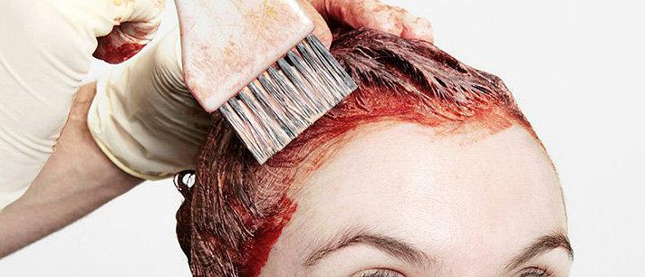 Remover tinta de cabelo da pele