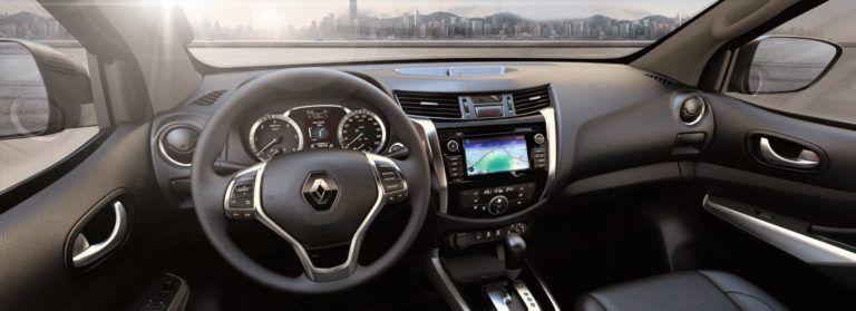 Renault Alaskan 2019