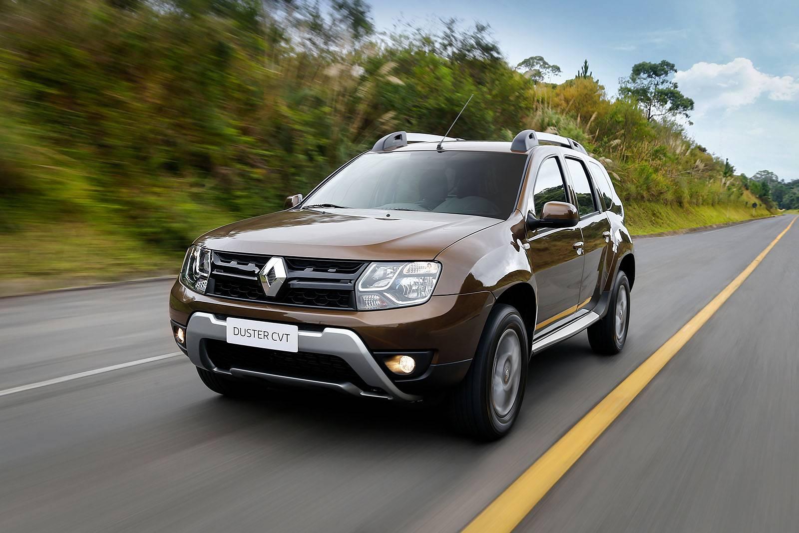 Renault Duster Expression CVT
