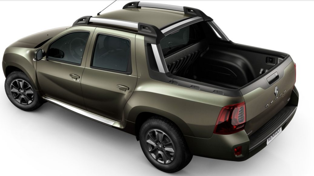 Renault Duster Oroch 2018