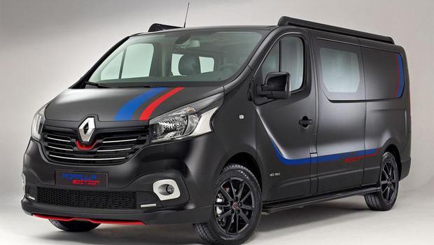 Renault Trafic esportiva