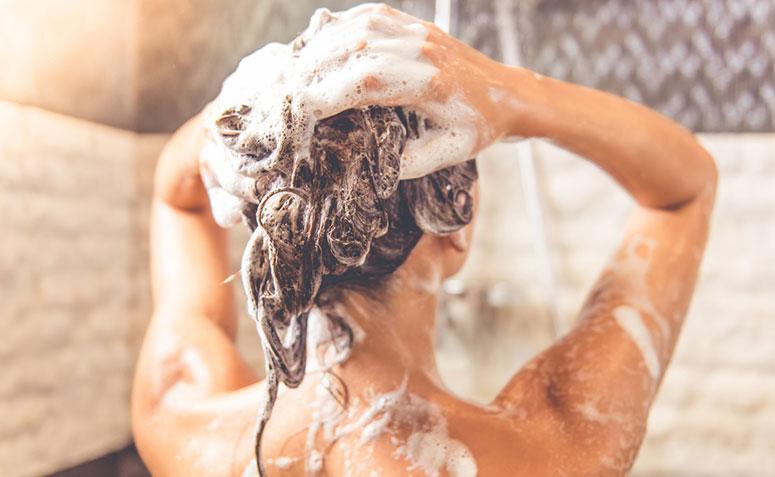 Shampoo tonalizante