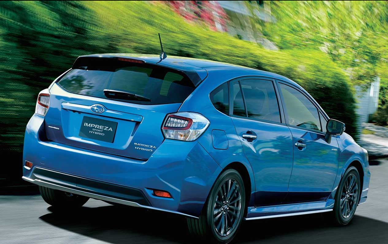 Subaru Impreza híbrido