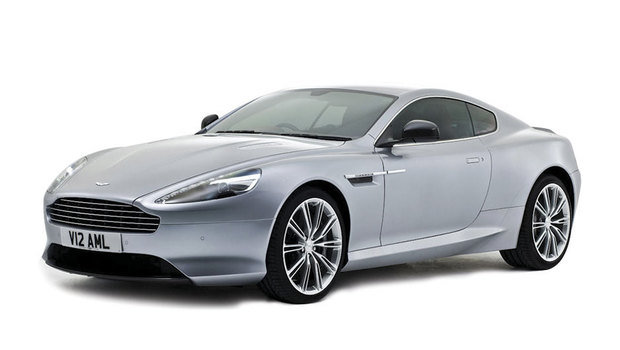 Substituto do Aston Martin DB9